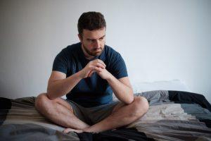 Anger and bitterness after divorce